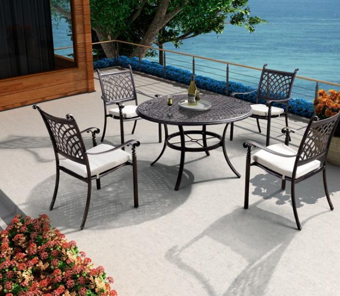 铸铝桌椅 FCO-CAO005